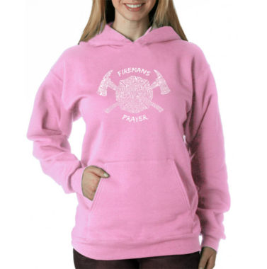 Los Angeles Pop Art Fireman's Prayer Sweatshirt