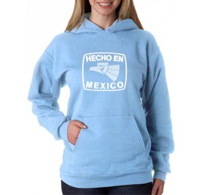 Los Angeles Pop Art Hecho En Mexico Sweatshirt