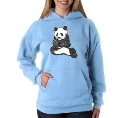 Los Angeles Pop Art Endangered Species Sweatshirt