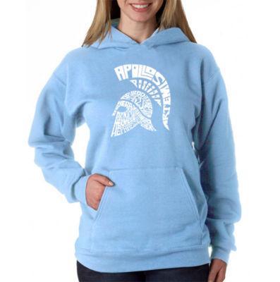 Los Angeles Pop Art Spartan Sweatshirt
