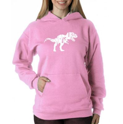 Los Angeles Pop Art Tyrannosaurus Rex Sweatshirt
