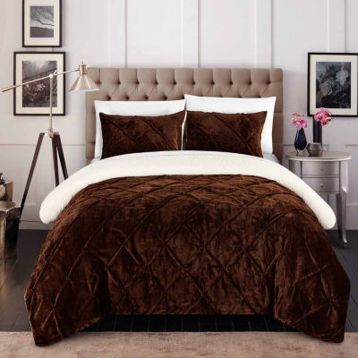 Chic Home Josepha Midweight Comforter Set