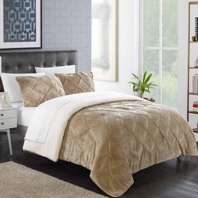 Chic Home Josepha 3-pc. Midweight Comforter Set