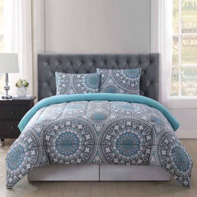 Truly Soft Everyday Kalen Lightweight Comforter Set