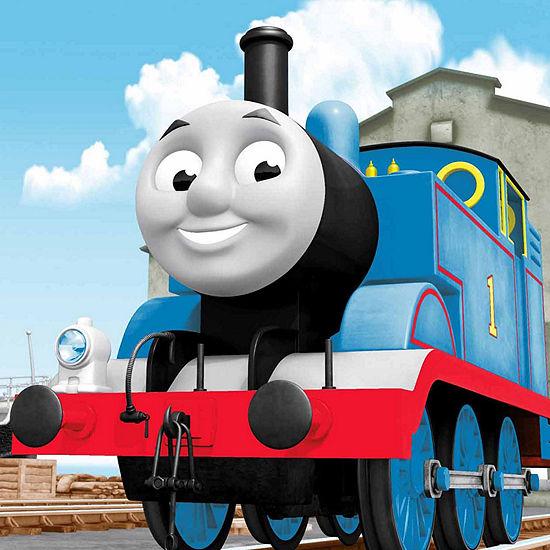 Thomas The Tank Thomas and Friends Plush Throw