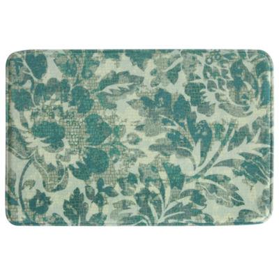 Bacova Guild Milady Memory Foam Bath Rug
