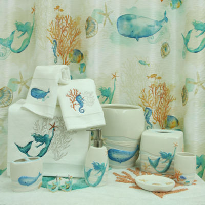 Bacova Guild Sea Splash Bath Collection
