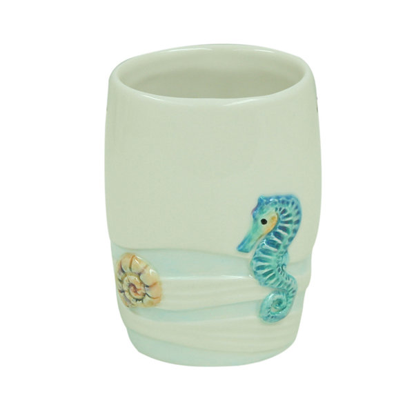 Bacova Guild Sea Splash Tumbler