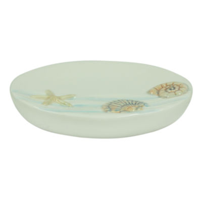 Bacova Guild Sea Splash Soap Dish