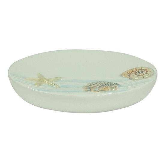 Bacova Guild Sea Splash Soap Dish