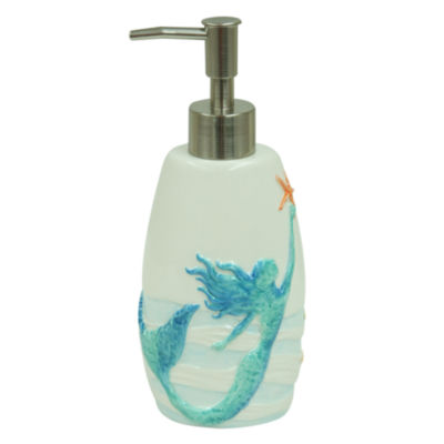 Bacova Guild Sea Splash Soap Dispenser