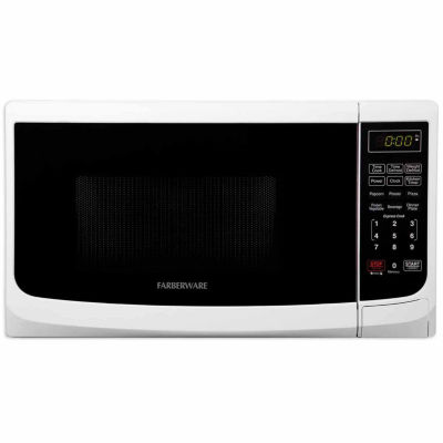 Farberware Classic 0.7 Cu. Ft. 700-Watt Counter Microwave Oven