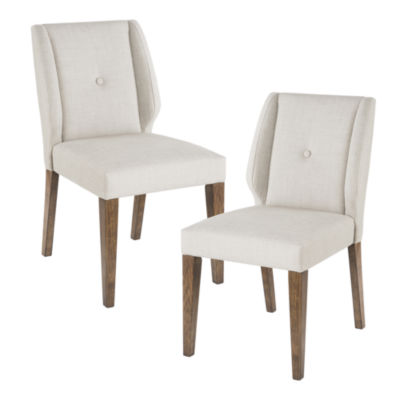INK + IVY Portland Set of 2 Side Chairs