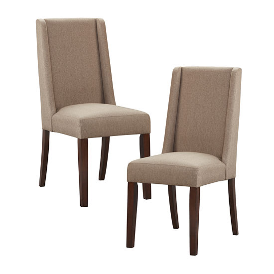 Madison Park® Victor Wing Dining Chair-Set of 2