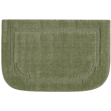 JCPenney Home Imperial Washable Wedge Rug, One Size , Green