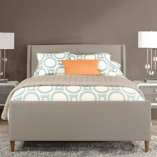 Denmark Tweed Upholsted Bed