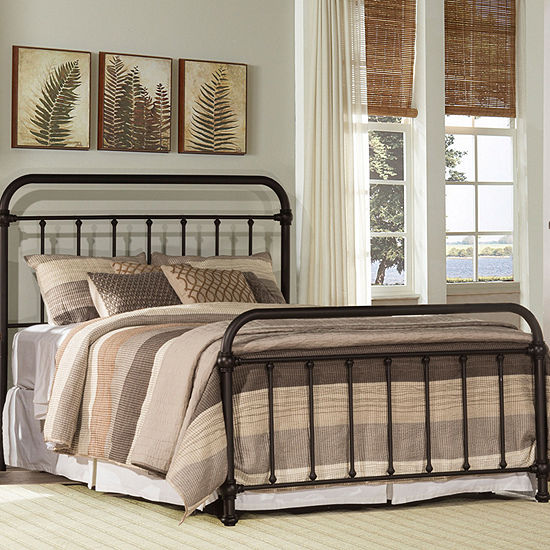 Kirkland Metal Bed