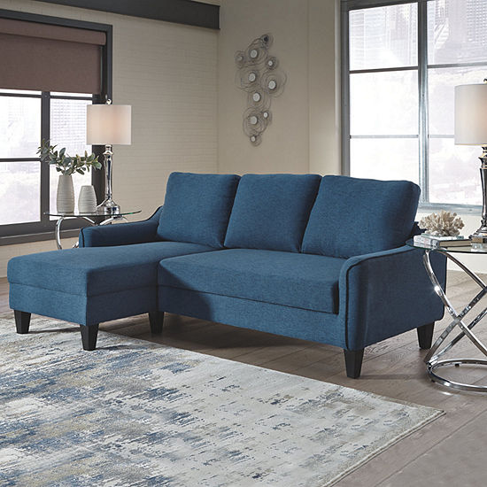 Pleasing Signature Design By Ashley Jarreau Sofa Chaise Sleeper Alphanode Cool Chair Designs And Ideas Alphanodeonline