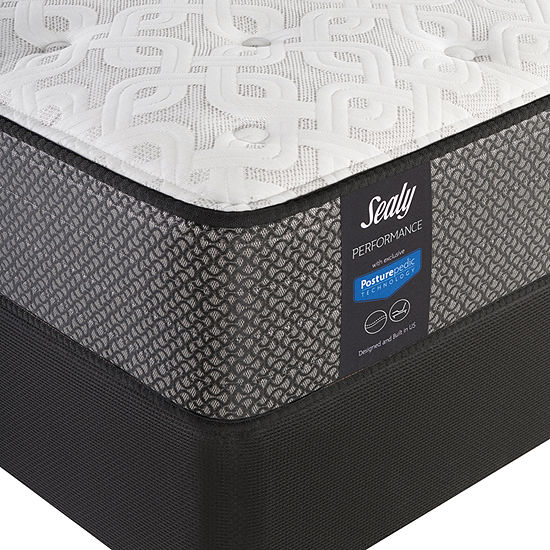 Sealy® Iguaza Falls LTD Plush - Mattress + Box Spring
