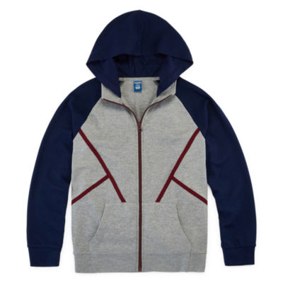 Arizona Little Kid / Big Kid Boys Fleece Lightweight Jacket