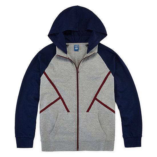 Arizona Boys Fleece Lightweight Jacket Preschool / Big Kid
