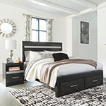 Signature Design by Ashley® Starberry Queen Panel Bed with Storage