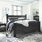 Signature Design by Ashley® Starberry King Poster Bed