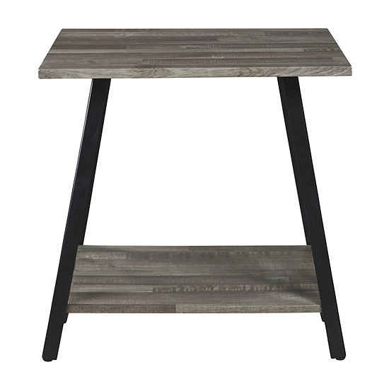 Signature Design by Ashley Harzoni Storage End Table