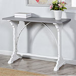 Distressed Console Table