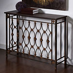 Stylecraft 42 Brown Table Console Table
