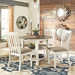 Signature Design by Ashley® Barstow Dining Chair-Set of 2