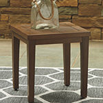 Outdoor By Ashley Paradise Trail Patio Side Table