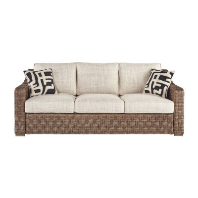 Outdoor By Ashley Beachcroft Patio Sofa