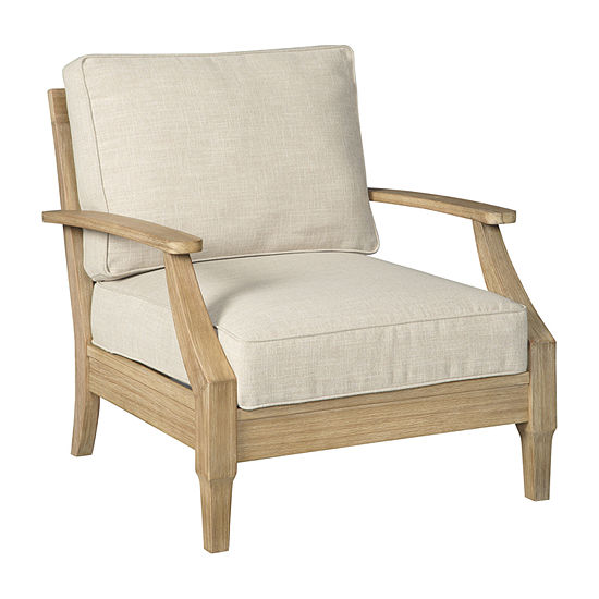 Outdoor By Ashley Clare View Patio Lounge Chair