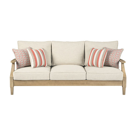 Outdoor By Ashley Clare View Patio Sofa