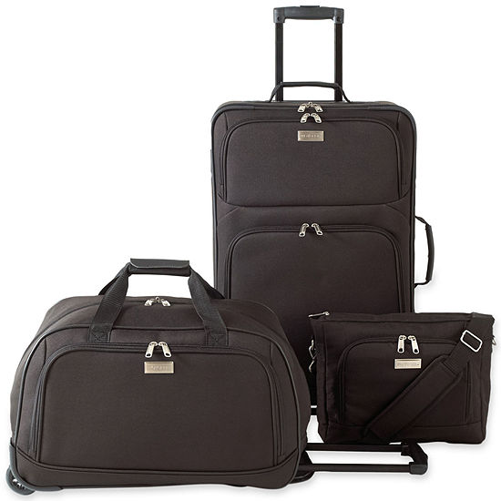 Protocol® 3-pc. Value Luggage Set