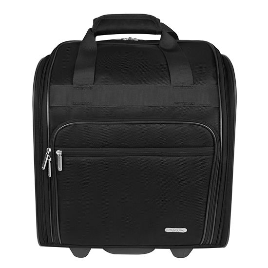 Travelon Wheeled Underseat Carry‑On ‑ 15