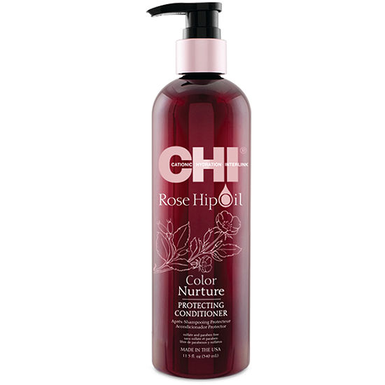CHI Rose Hip Oil Protecting Conditioner - 12 Oz.