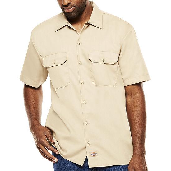 Dickies Short Sleeve Twill Work Shirt