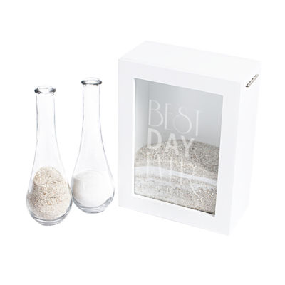 Best Day Ever Sand Ceremony Set