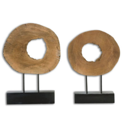 Set of 2 Ashlea Tabletop Accessories