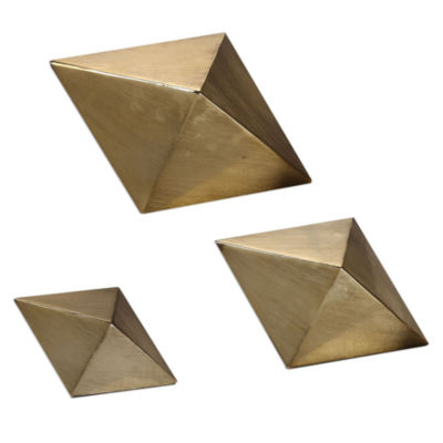 Set of 3 Rhombus Accessories
