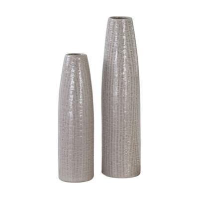 Set of 2 Sara Vases