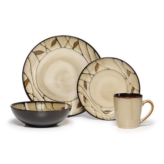 Pfaltzgraff® Briar 16-pc. Dinnerware Set