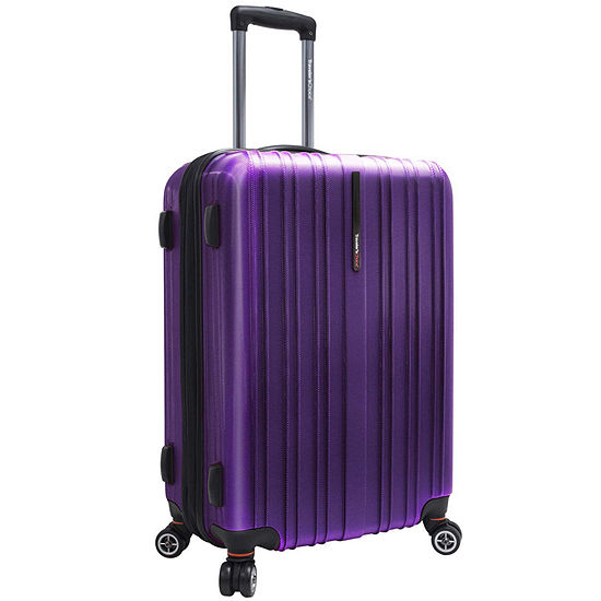 "Traveler's Choice® Tasmania 25"" Expandable Spinner Luggage"