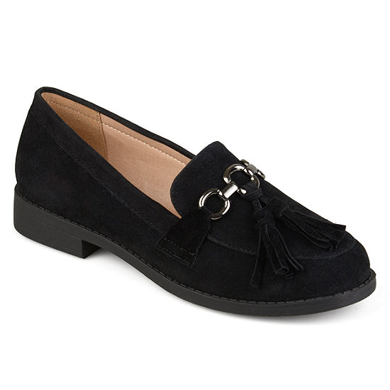 Journee Collection Womens Capri Loafers Round Toe