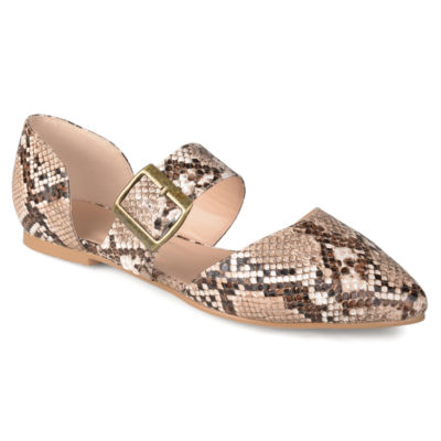 Journee Collection Womens Esme Slip-On Shoe Pointed Toe