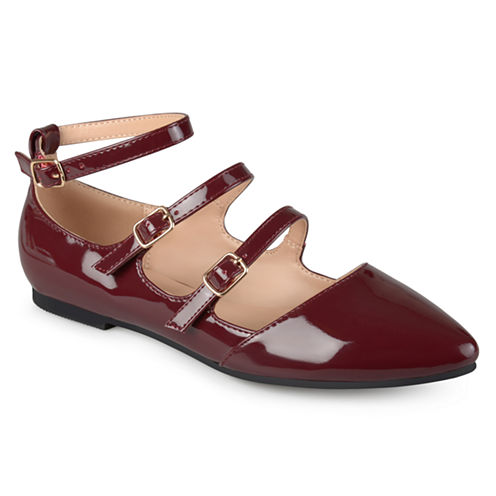 Journee Collection Essie Womens Slip-On Shoes