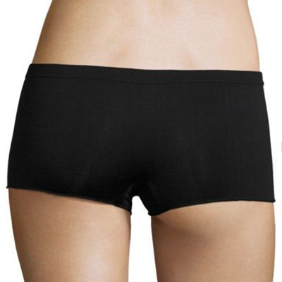 Danskin 2 Pair Knit Boyshort Panty Ds9393