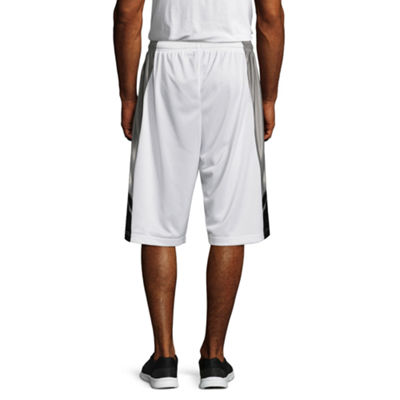 South Pole Mens Elastic Waist Basketball Short